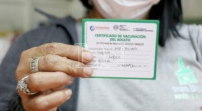 Qué hacer en caso de perder el certificado de vacunación contra el Covid-19