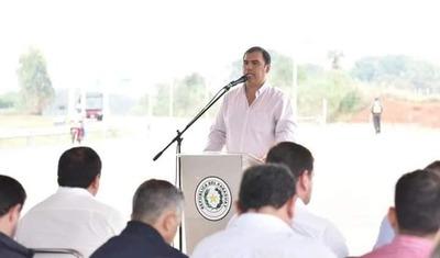 Gobernador presentó rendición de cuentas de recursos de Fonacide