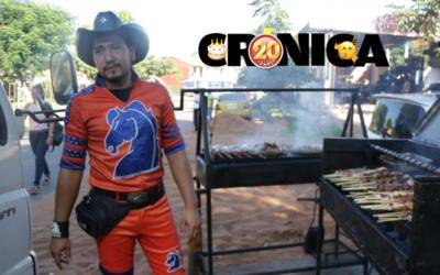 Crónica / ¿TE ACORDÁS DE…? Diego, el asaditero fanático de Bronco