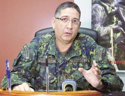 Ante ola de ataques a estancias, quema de tractores, asesinatos y toma de rehenes, Abdo cambia al comandante del CODI
