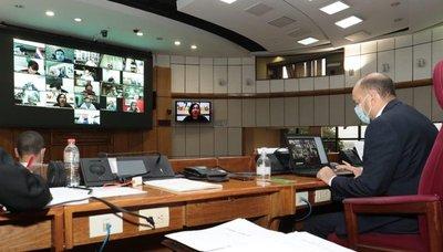 Senado modifica iniciativa de supresión de visas y posterga análisis de la ley de Consolidación Económica