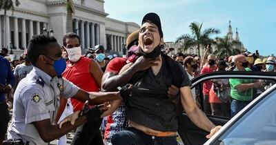 La Nación / Patria Querida apoya las protestas en Cuba ante modelo obsoleto y fracasado
