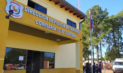Detienen a hombre por supuesta violencia familiar en Coronel Oviedo