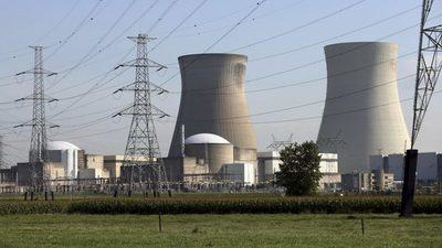Apagan un reactor nuclear en Bélgica por una fuga de hidrógeno