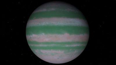 Detectan por primera vez un isótopo en la atmósfera de un exoplaneta