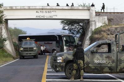 Michoacán cumple cinco días de violencia por reacomodo de cárteles