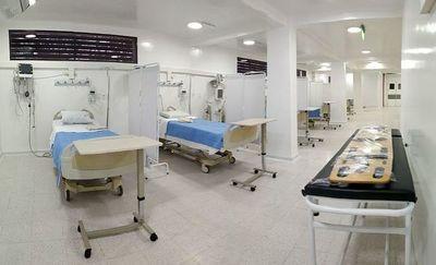 COVID-19: disminuyó número de pedidos de terapia intensiva y actualmente son 64 pacientes en lista de espera, según Ministerio de Salud