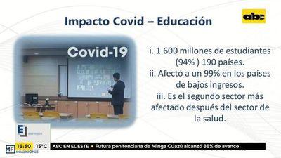 Impacto covid-19 en la educación