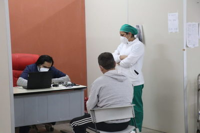 Disminuyen consultas de pacientes Covid en Hospital de Clínicas
