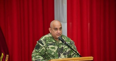 La Nación / Mario Abdo nombra a nuevo comandante del CODI-FTC