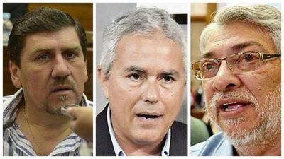 Otros políticos importantes que tuvieron demandas por filiación