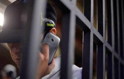 Robos y extorsiones desde la cárcel: admiten que bloquear celulares generará motín