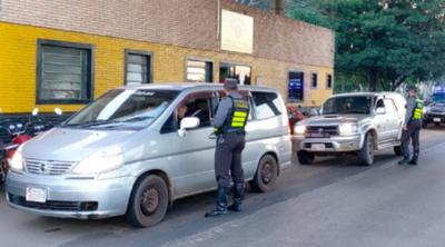 Caminera aplicará multas desde mañana por habilitación vencida