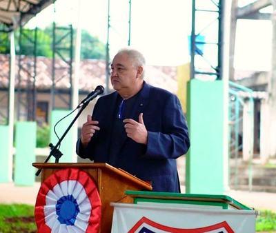 González Vaesken pide apoyo para construcción del Hospital Nacional del Alto Paraná
