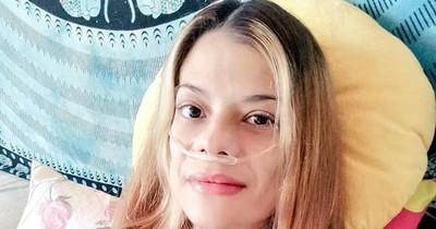 La Nación / Llamado solidario: joven necesita ayuda para costear fármacos para quimioterapia
