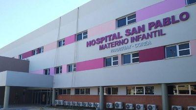 Niña de 11 años, víctima de abuso sexual, dio a luz en Hospital San Pablo