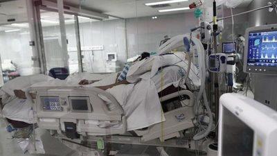 Covid: 54 finados, 1.151 positivos y 2.040 internados, 468 de ellos, en terapia intensiva