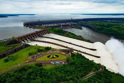 Natekotevêi omohenda Tratado oikuave'ë haguã energía paraguaya Itaipú Brasil  gotyo umi tercero-pe, omohu'ã