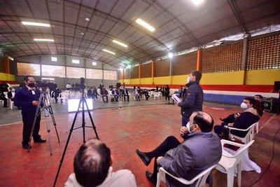 Impulsan diálogo con referentes de Caaguazú en pro de la Transformación Educativa