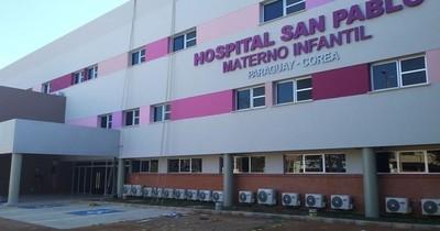 La Nación / Nuevo caso de niña madre: dio a luz con solo 11 años en el Hospital San Pablo