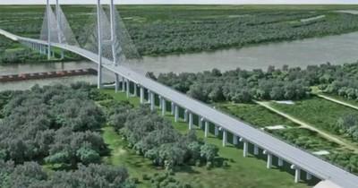 La Nación / MOPC recibirá este viernes ofertas para el puente bioceánico