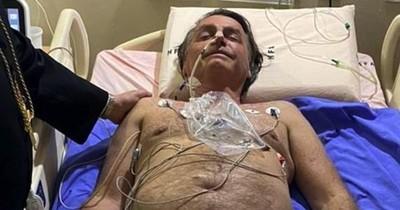 La Nación / Bolsonaro evoluciona satisfactoriamente