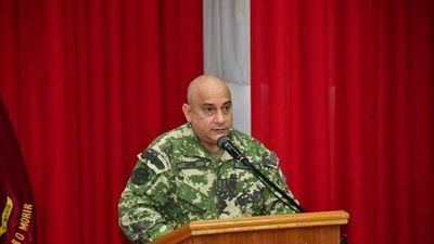 Marito removió a jefe militar  tras asesinato en el Norte