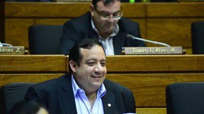 Caso del diputado Dávalos sigue parado en la Fiscalía