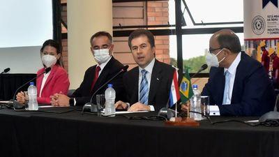 Expo Paraguay-Brasil    apunta a recuperación de la economía