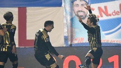 Peñarol gana clásico uruguayo en la Suda