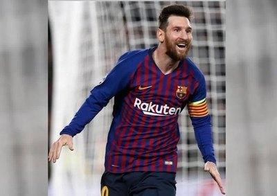 Crónica / Messi será del Barça por otros cinco años más voi