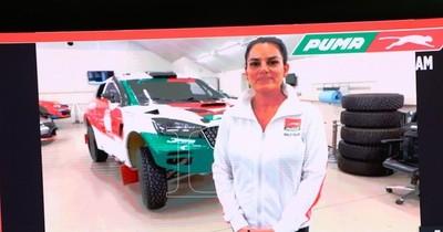 La Nación / Lafarja irá al Dakar 2021