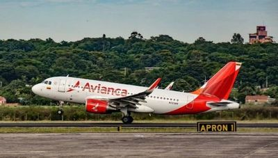 Avianca retorna a Paraguay antes de lo previsto (con aeronaves Airbus A319-100)
