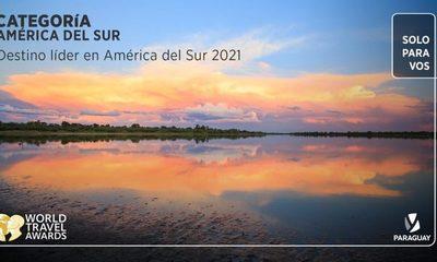 Paraguay nominado a los precios World Travel Awards