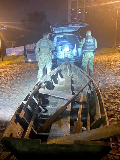 """Narcotraficantes tienen """"bendición"""" de los marinos para operar en aguas del Paraná"""