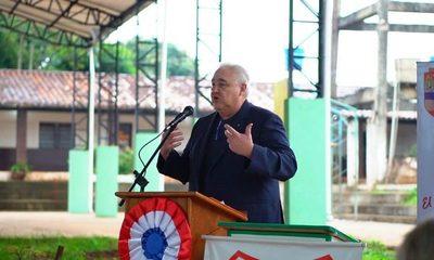 Gobernador proyecta y solicita respaldo para la construcción del Hospital Nacional del A. Paraná – Diario TNPRESS