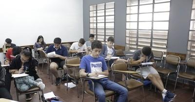 La Nación / Omapa invita a estudiantes a participar de la Olimpiada Nacional de Matemática