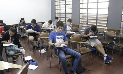 Invitan a estudiantes a participar de la Olimpiada Nacional de Matemática