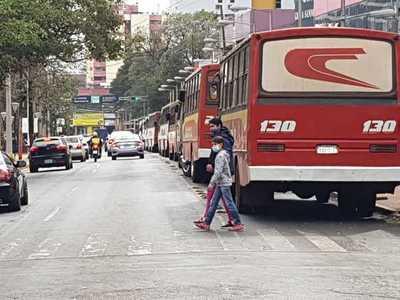 Transportistas intermunicipales levantan paro, y en CDE sigue