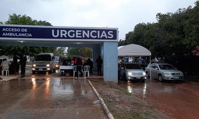 Pese a lluvias 3.536 personas se vacunaron en Caaguazú