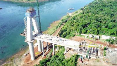 Obras de acceso al Puente de la Integración sin fecha de inicio