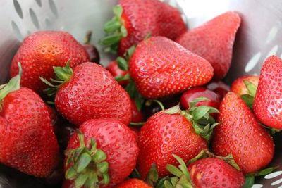 La frutilla, un anticoagulante natural