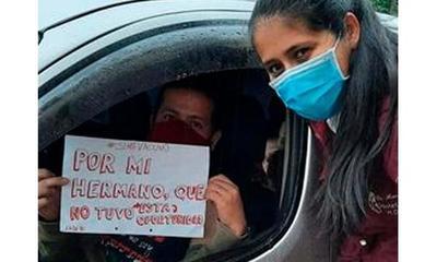 Ayer jueves fueron vacunadas 3.536 personas en el departamento del Caaguazú – Prensa 5