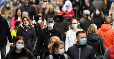 La Nación / Prevén que nuevos contagios de COVID-19 se multipliquen por cinco