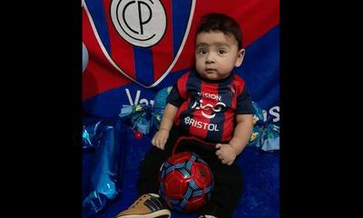 Axel, él bebé de ocho meses que necesita la ayuda de todos