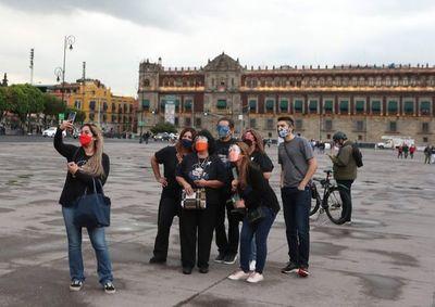 Los jóvenes protagonizan la tercera ola de coronavirus en México