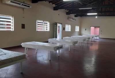 Cerrarán pabellón de contingencia del ex-Cimefor por falta de internados – Prensa 5