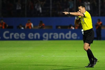 El colombiano Wilmar Roldán dirigirá la revancha de Cerro-Fluminense