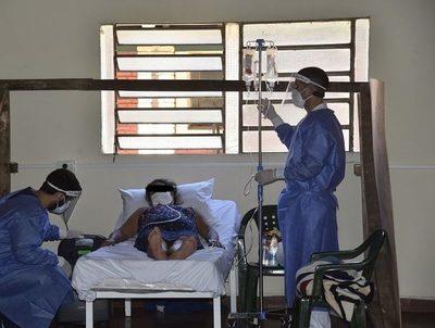 Cerrarán temporalmente pabellón del ex Cimefor para pacientes COVID-19 · Radio Monumental 1080 AM