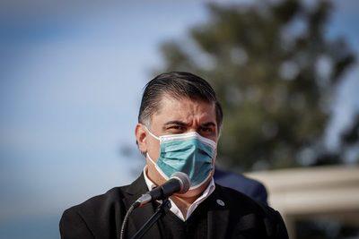 El ministro de Salud buscará vacunas en Nueva York, Boston y Washington